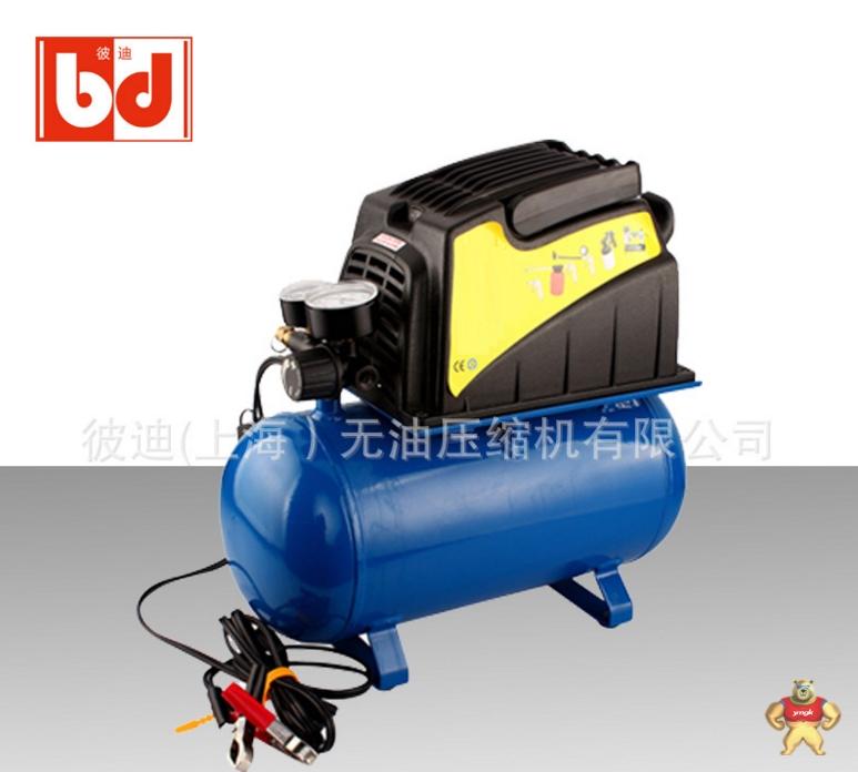控制  无油空压机(l系列) 静音式 55分贝 功率 1100 w 电压 110v/220v
