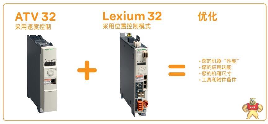 施耐德atv32hu11n4-变频器