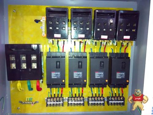 二级配电箱 施工配电箱 工地箱漏电断路器隔离开关闸刀
