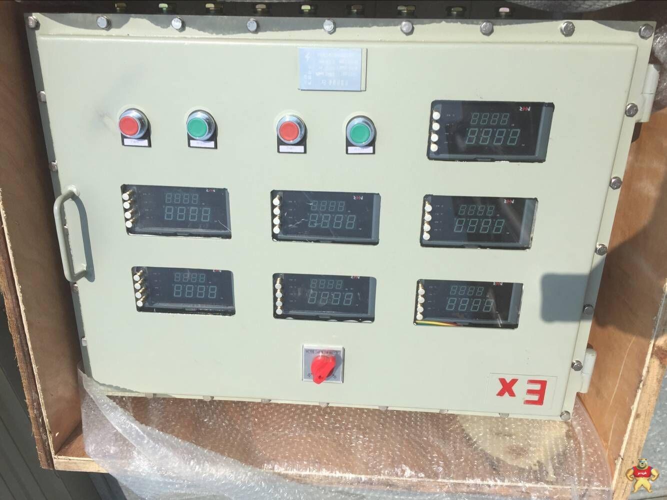 电加热防爆温控箱