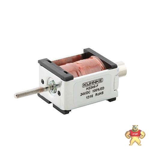 低压控制   产品专注于微型双稳态电磁铁为要求苛刻的汽车和高速行业图片