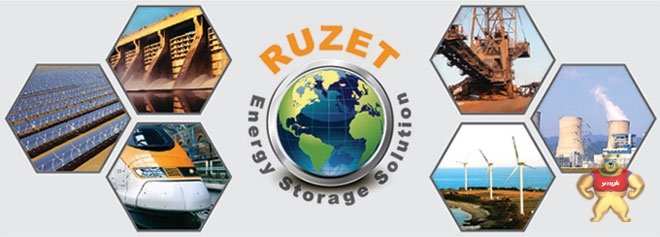 RUZET-法国路盛蓄电池12LPA45-12V45AH 工业用电池