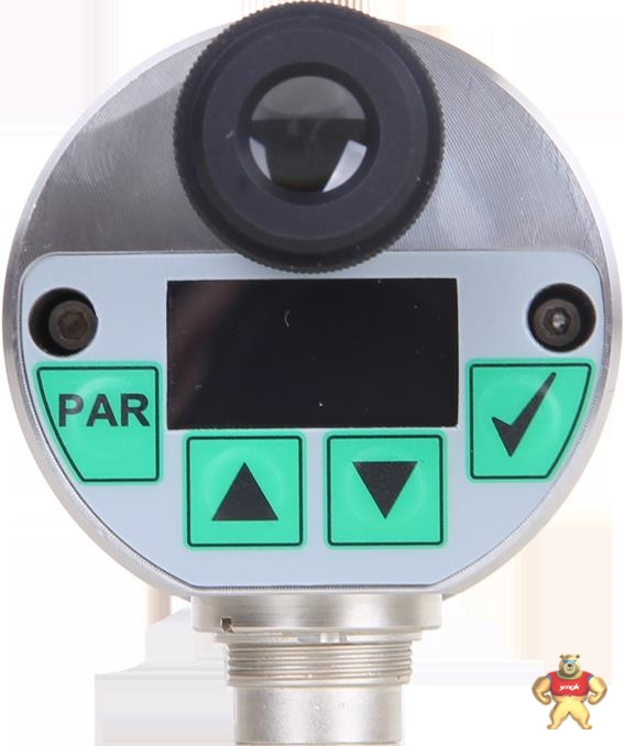 56系列后部参数调整按键和显示器
